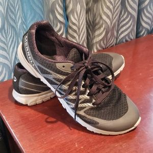 Merrell Athletic Shoes - 8.5 - Black & Charcoal